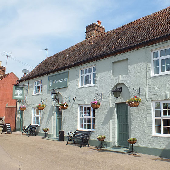 Photo of The Maybush Inn, Great Oakley
